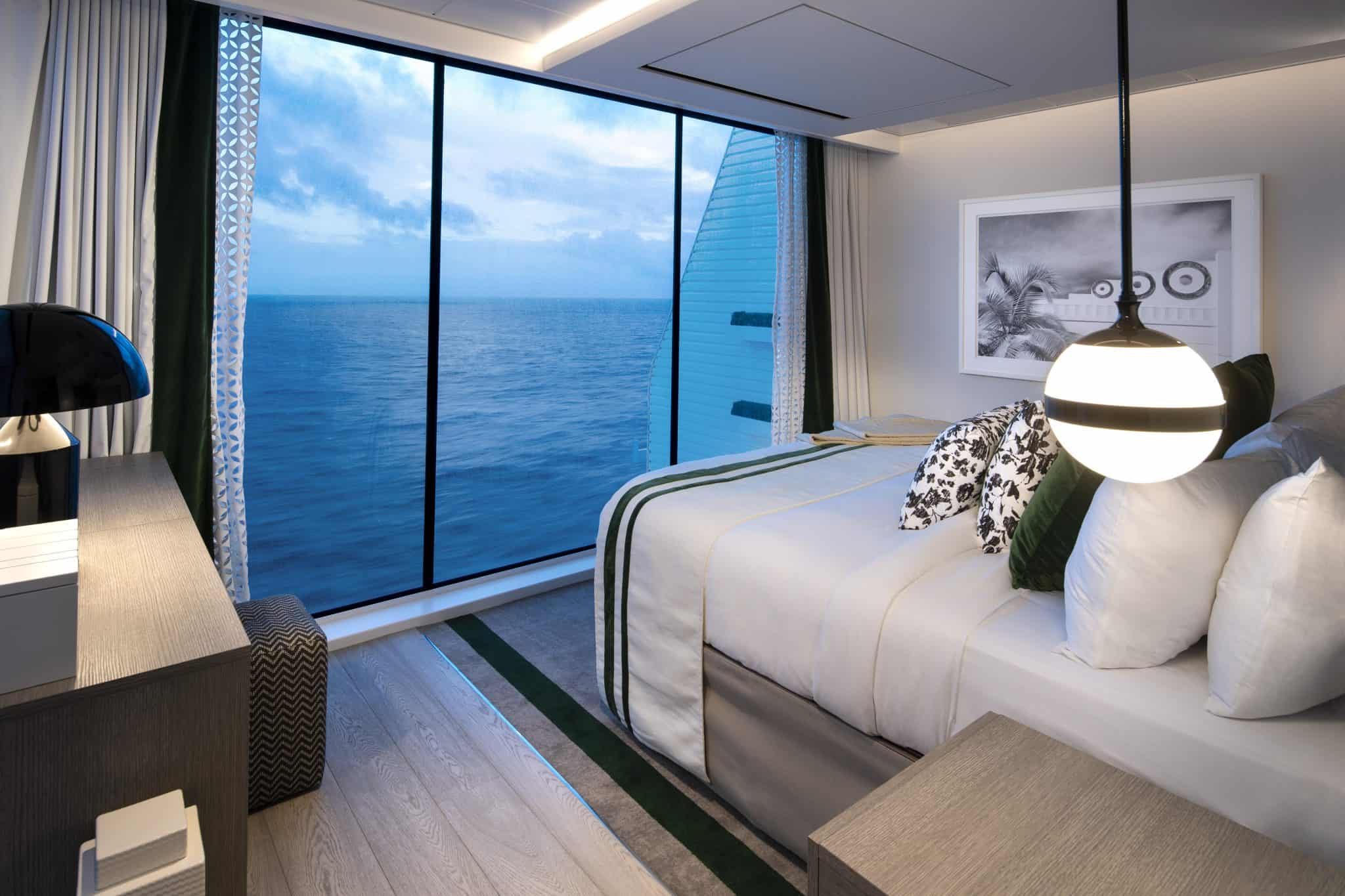 Game of Thrones Cruise Experience Staterooms
